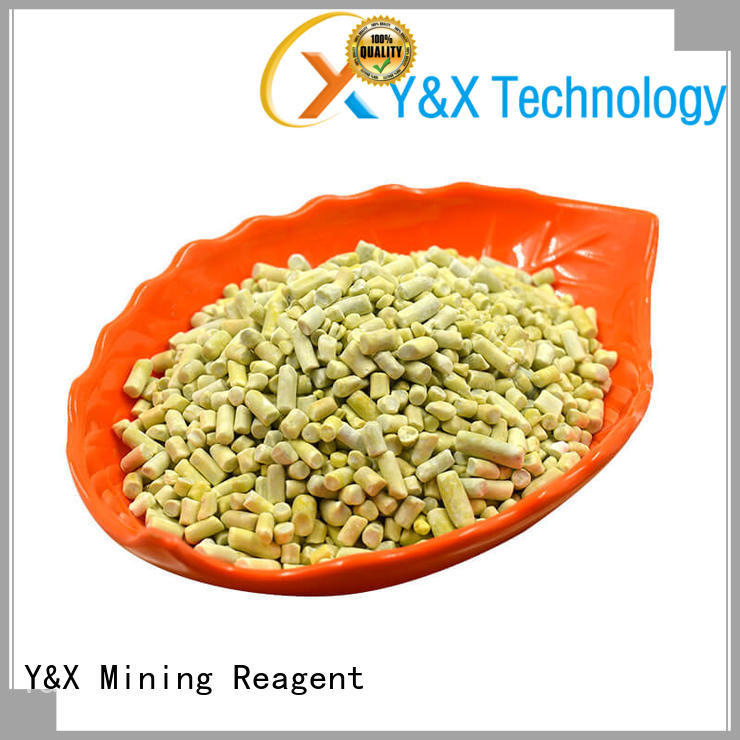 YX sodium xanthate supply used in flotation of ores